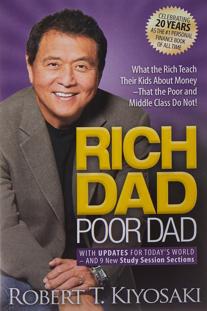 Accounting, Advice and How-To, best sellers, Business, Inspire buy, inspirebuy, Motivational Advice, Nonfiction, Personal Growth, Philosophy, Rich Dad Poor Dad by Robert T. Kiyosaki