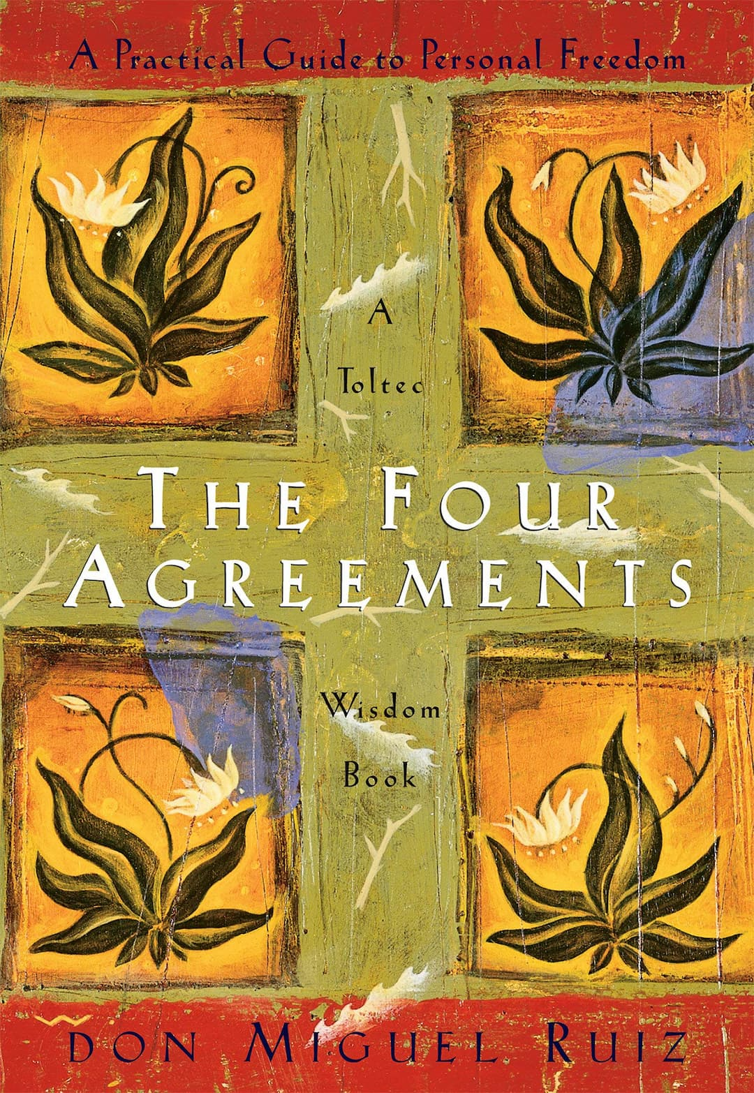 The Four Agreements by Don Miguel Ruiz: Self happiness and pleasure of life are the main focus of human life. Every person, small or big, rich or poor, man or woman is in search of contented and satisfactory life upon this planet.