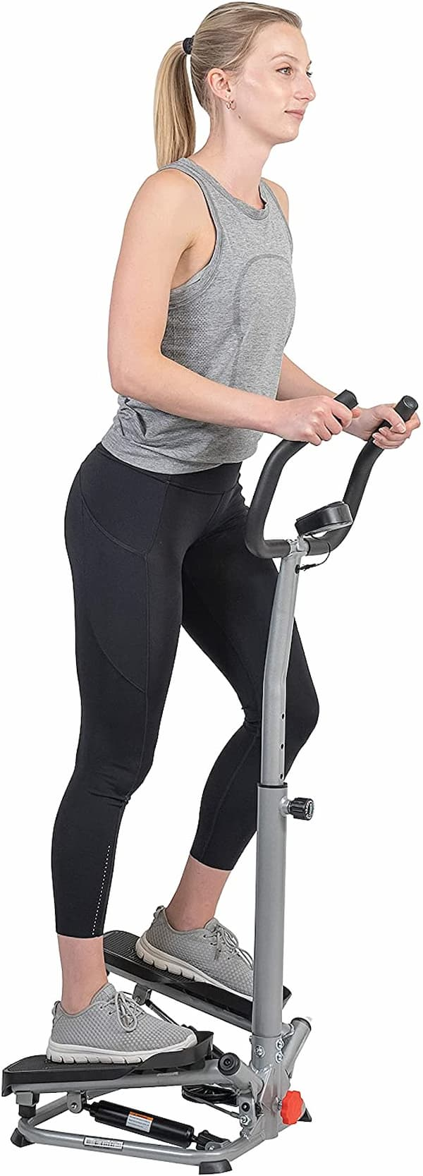 9. Sunny Health & Fitness Twist Stepper