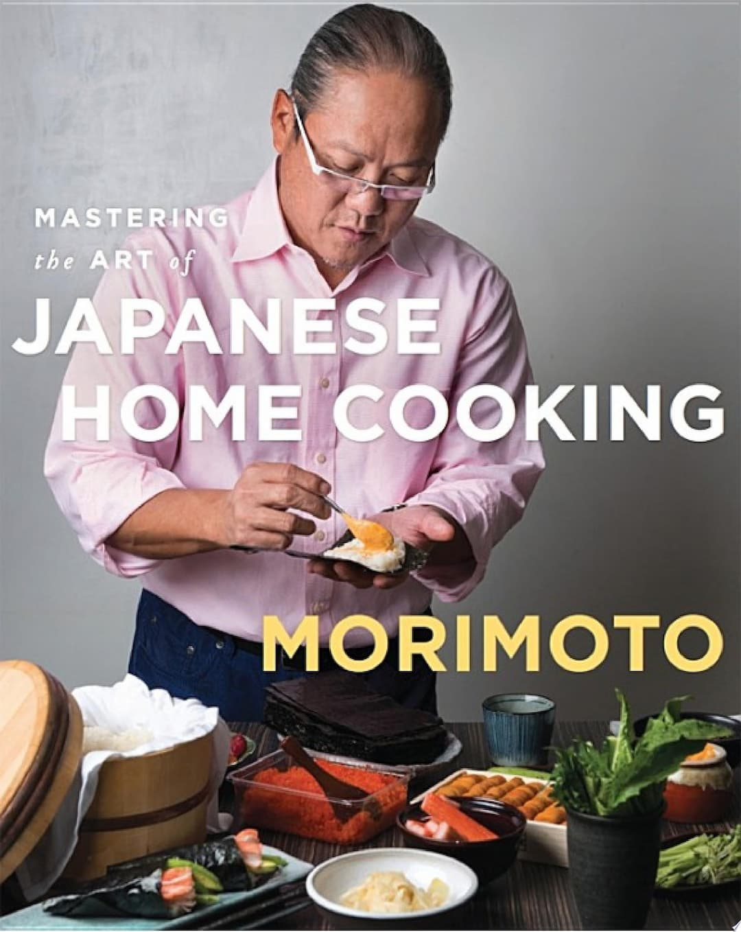Cooking, Essays, Gastronomy, Masaharu Morimoto, Mastering the Art of Japanese Home Cooking, Quick & Easy Cooking