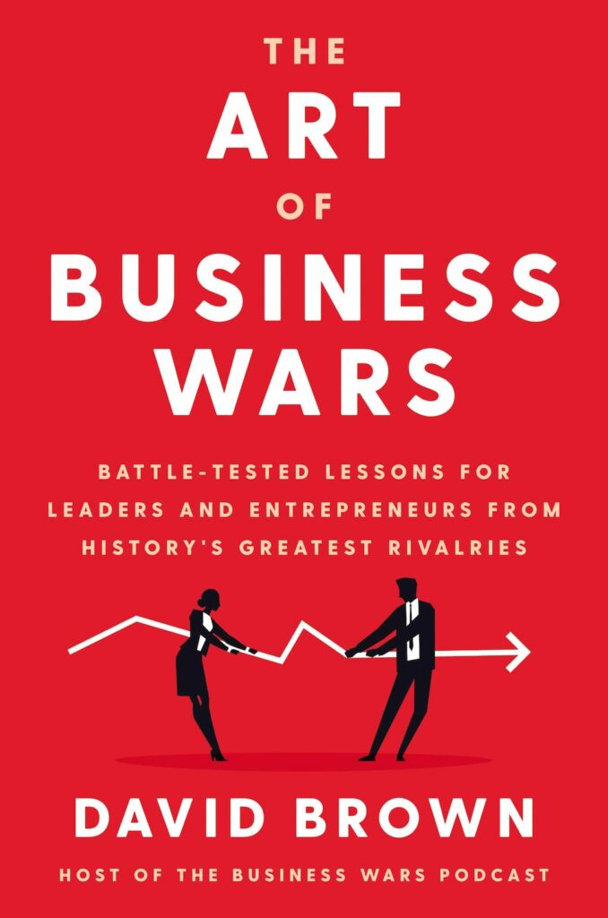 How to Avoid a Climate Disaster by Bill Gates: Based on Business Wars Podcast, stories and lessons in history's most significant business rivalries. Using Chinese military genius Sun Tzu's plans as a guide, Brown examines why some companies triumph while others crumble.