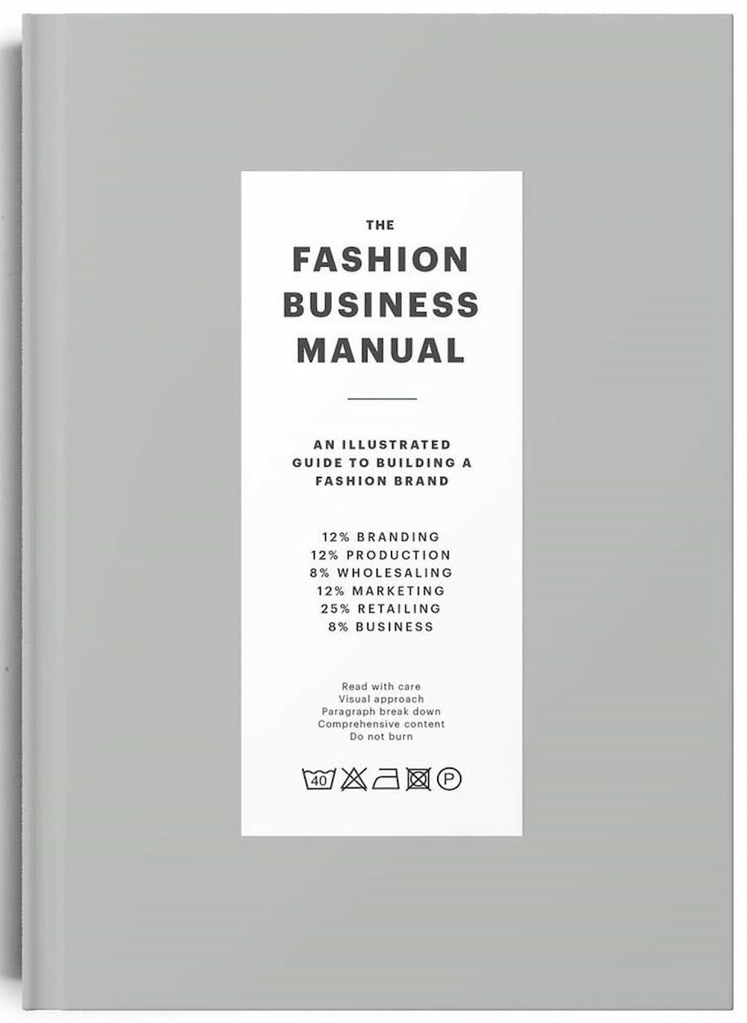 Advice and How-To, Nonfiction, Self Help, Fashionary, The Fashion Business Manual, Fashion Business